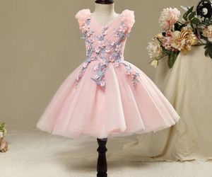 ball gown, wedding party dresses, and flower girl dresses image
