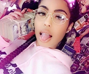money and girl image