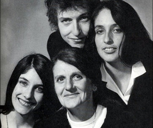 dylan & the ladies baez and rest in peace mimi image