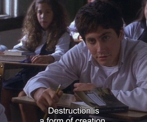 donnie darko, quotes, and movie image