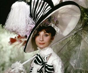 audrey hepburn, my fair lady, and eliza doolittle image