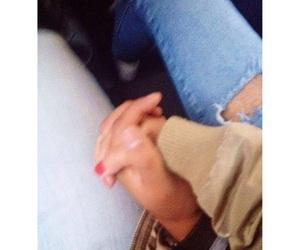 goals, hands, and true love image