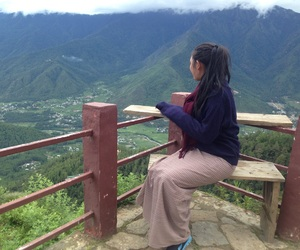 mountains, detoxing, and nature image