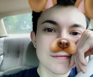 snapchat, itssamcollins, and sam collins image