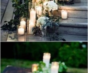 candles, decoration, and the perfect day image