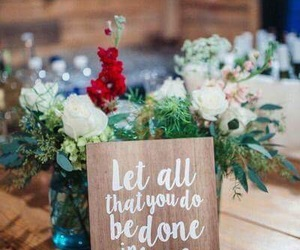 decoration, quote, and the perfect day image