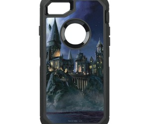 harry potter, hogwarts castle, and official merchandize image