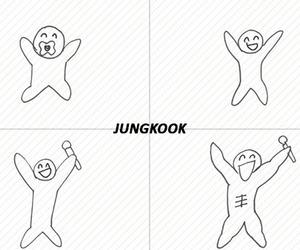 tumblr, bts, and jungkook image