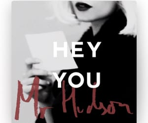 hey you and mr. hudson image