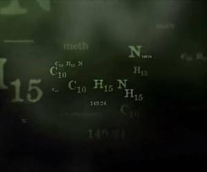 breaking bad, chemist, and intro image