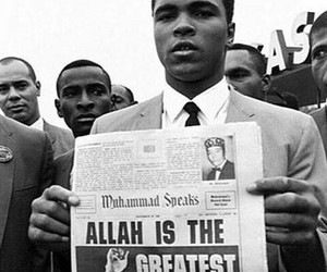 muhammad ali, allah, and islam image