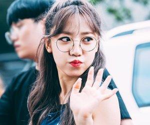 frames, glasses, and kim nam-joo image