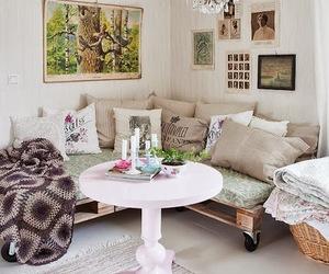 pallet sofa image