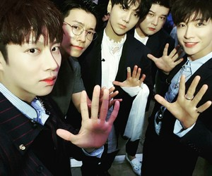 super junior, ้heechul, and donghae image