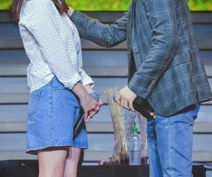 boyfriend, happiness, and korean image