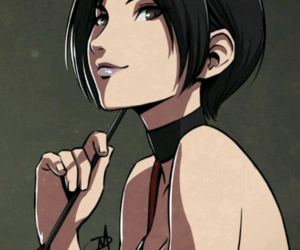 resident evil and ada wong image