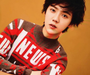 baby, handsome, and xi luhan image