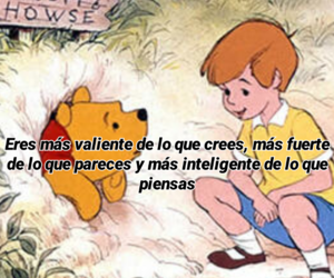 disney, frases, and letras image