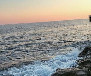 beach, alayna, and beautiful image