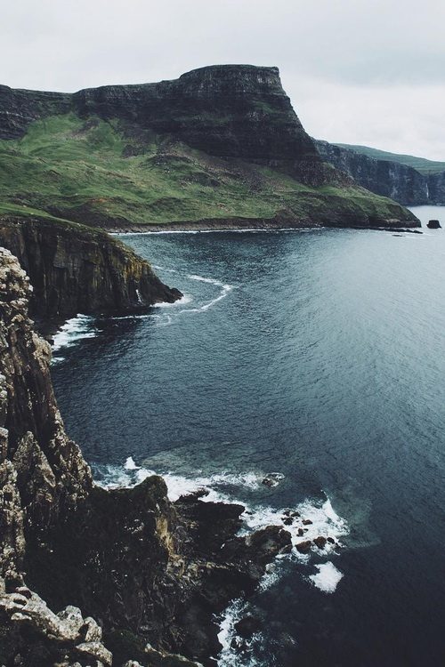 beautiful, cliffs, and holidays image