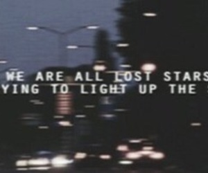 quotes, header, and stars image
