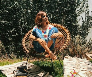 beauty, picnic, and yuyacst image