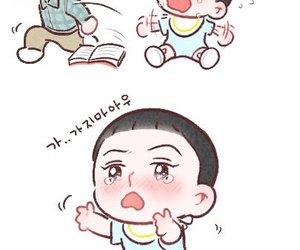 exo, fanart, and kyungsoo image