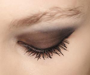 brown, skin, and eye image