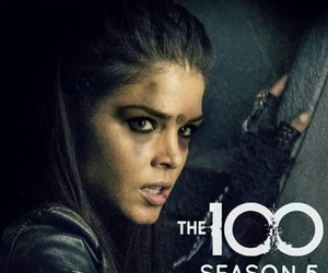 marie avgeropoulos, the 100, and the hundred image
