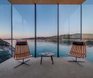 architecture, summer, and scandinavian design image