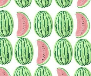 cool, melon, and wallpaper image