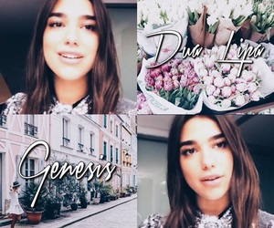 lipa, lockscreens, and dua image