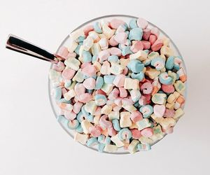 food, cereal, and yummy image
