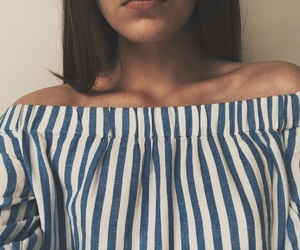 aesthetic and stripes image