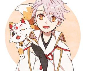 anime, touken ranbu, and konnosuke image