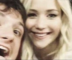Jennifer Lawrence, hunger games, and josh hutcherson image