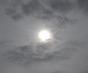 cielo, gray, and sad image