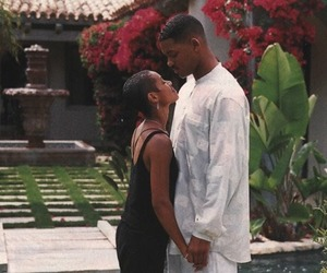 will smith and jada pinkett smith image