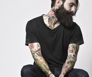 ricki hall beard image