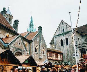 december, architecture, and braunschweig image