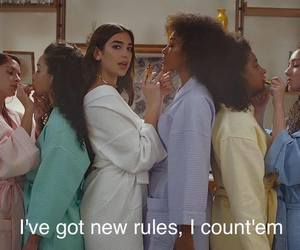 girls, video, and new rules image