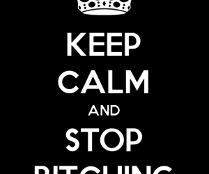 bitch, keep calm, and text image