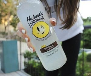 lemonade, tumblr, and drink image
