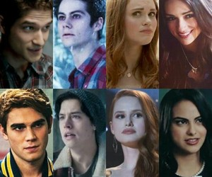 teen wolf, riverdale, and archie andrews image