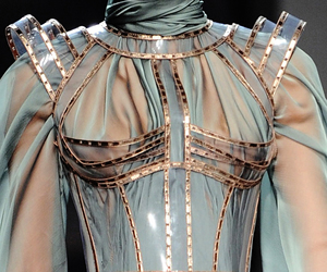 fashion, haute couture, and high fashion image