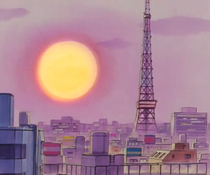 90s, retro anime, and aesthetic image
