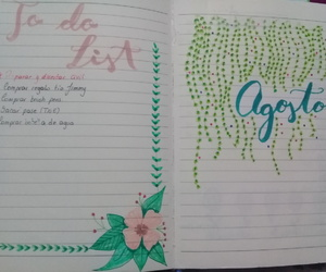 agendas and bullet journal image