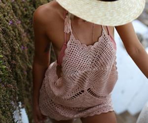 beach, bikini, and blogger image