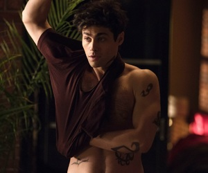 alec, shadowhunters, and lightwood image