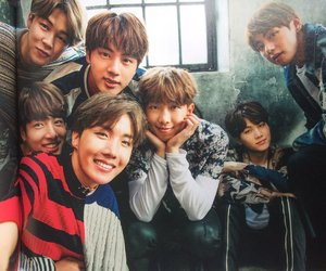 bts, jhope, and jin image